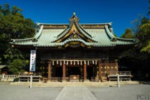 【三嶋大社】静岡伊豆観光最大級の名所の見所と境内各所を日本一わかりやすくまとめた