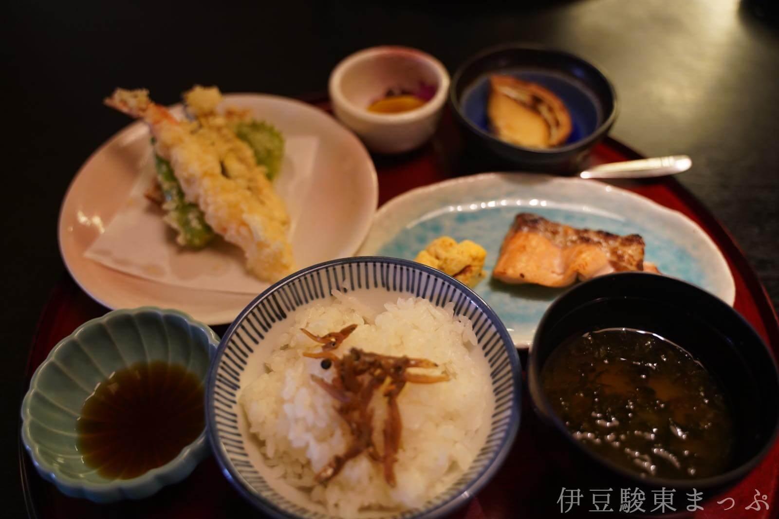 【食彩あら川 丸平】三嶋大社すぐ近くでうなぎも食べられる和食屋さんでランチしました